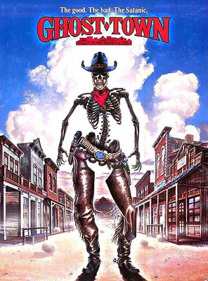 Poster of Ghost Town