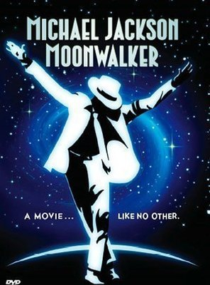 Poster of Moonwalker