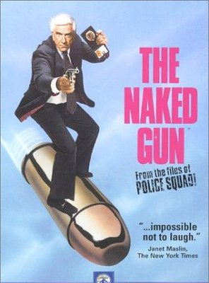 Poster of The Naked Gun: From the Files of Police Squad!