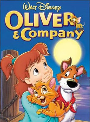 Poster of Oliver & Company