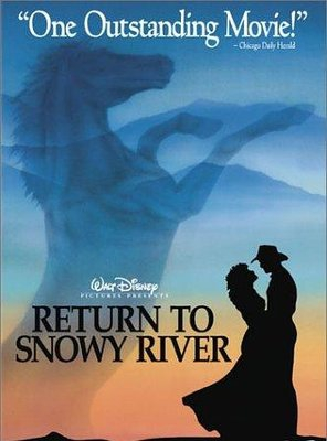 Poster of Return to Snowy River