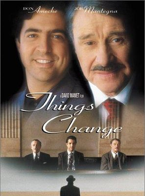 Poster of Things Change
