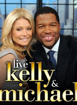 Poster of Live with Kelly and Michael