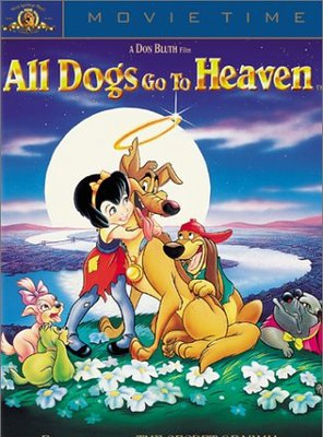 Poster of All Dogs Go to Heaven