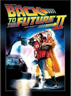 Poster of Back to the Future Part II