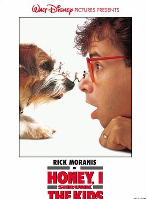 Poster of Honey, I Shrunk the Kids