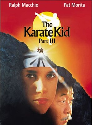 Poster of The Karate Kid, Part III