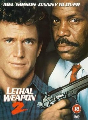 Poster of Lethal Weapon 2