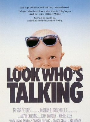Poster of Look Who's Talking