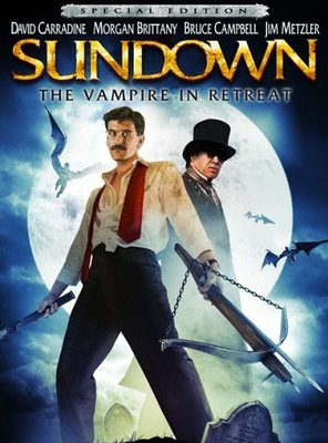 Poster of Sundown: The Vampire in Retreat