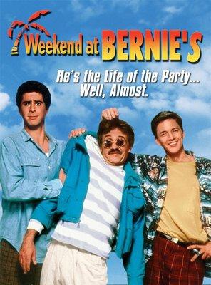 Poster of Weekend at Bernie's
