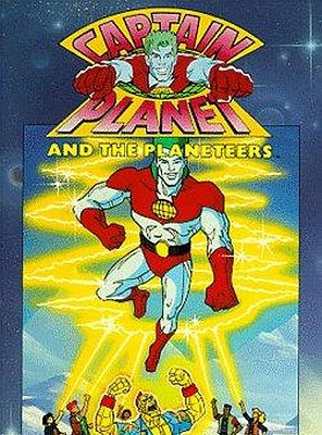 Poster of Captain Planet and the Planeteers
