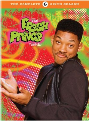 Poster of The Fresh Prince of Bel-Air
