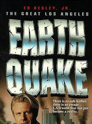 Poster of The Big One: The Great Los Angeles Earthquake