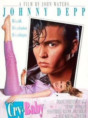 Poster of Cry-Baby
