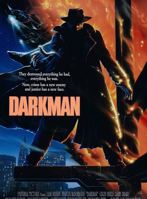 Poster of Darkman