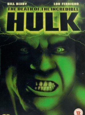Poster of The Death of the Incredible Hulk