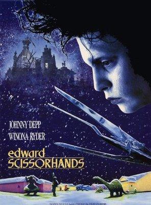 Poster of Edward Scissorhands