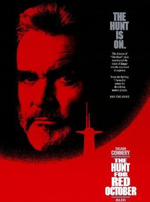 Poster of The Hunt for Red October