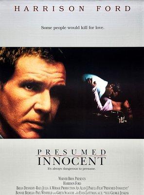 Poster of Presumed Innocent