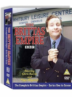 Poster of The Brittas Empire