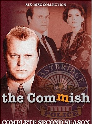 Poster of The Commish