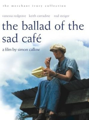 Poster of The Ballad of the Sad Cafe