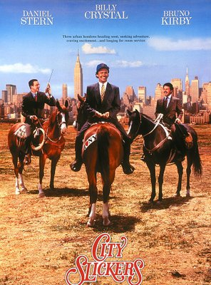 Poster of City Slickers