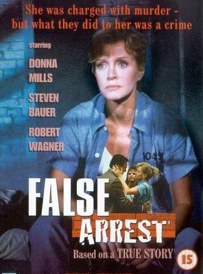 Poster of False Arrest