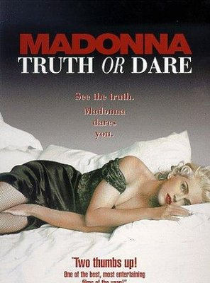 Poster of Madonna: Truth or Dare