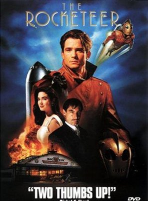 Poster of The Rocketeer