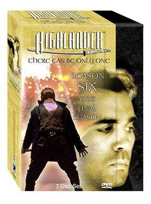 Poster of Highlander