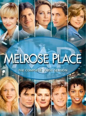 Poster of Melrose Place