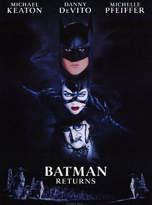 Poster of Batman Returns