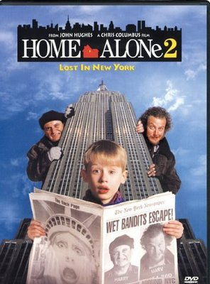 Poster of Home Alone 2: Lost in New York