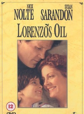 Poster of Lorenzo's Oil