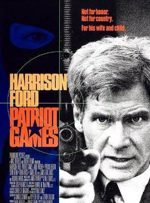 Poster of Patriot Games