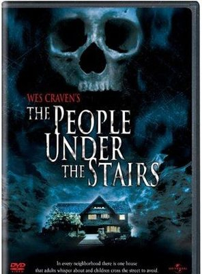 Poster of The People Under the Stairs