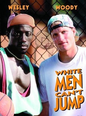 Poster of White Men Can't Jump