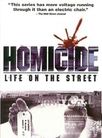 Poster of Homicide: Life on the Street