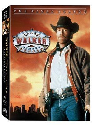 Poster of Walker, Texas Ranger