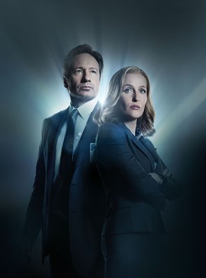 Poster of The X-Files