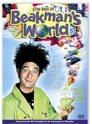 Poster of Beakman's World
