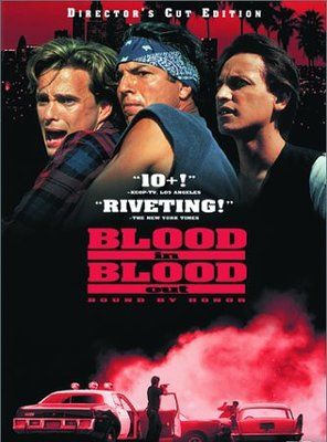 Poster of Blood In, Blood Out