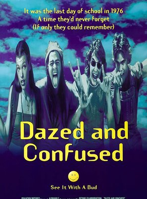 Poster of Dazed and Confused