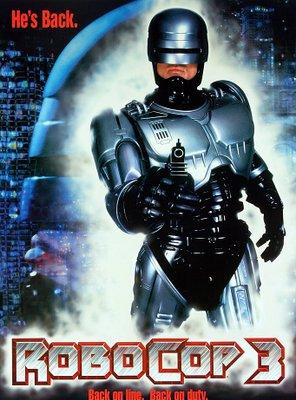 Poster of RoboCop 3