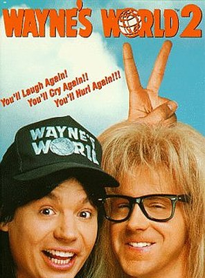 Poster of Wayne's World 2