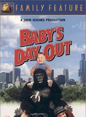 Poster of Baby's Day Out