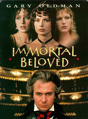 Poster of Immortal Beloved