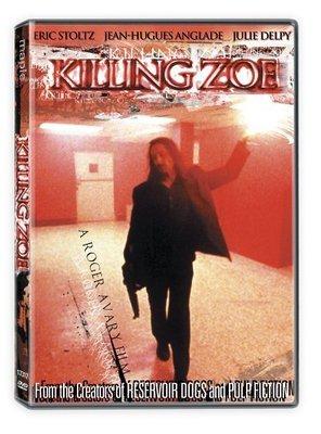 Poster of Killing Zoe